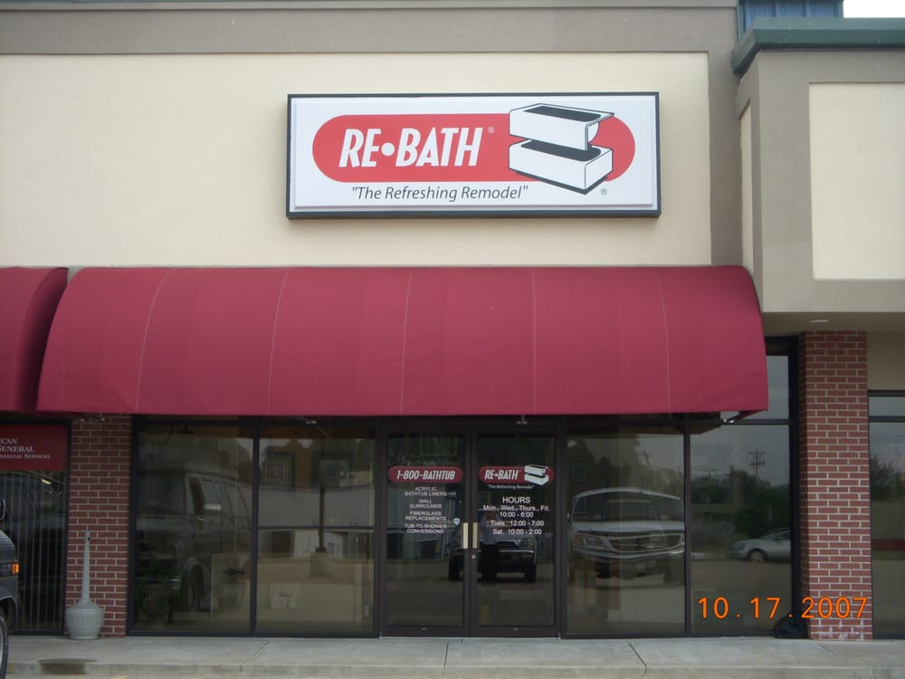 Re-Bath: 2780 New Holt Rd., Paducah, KY