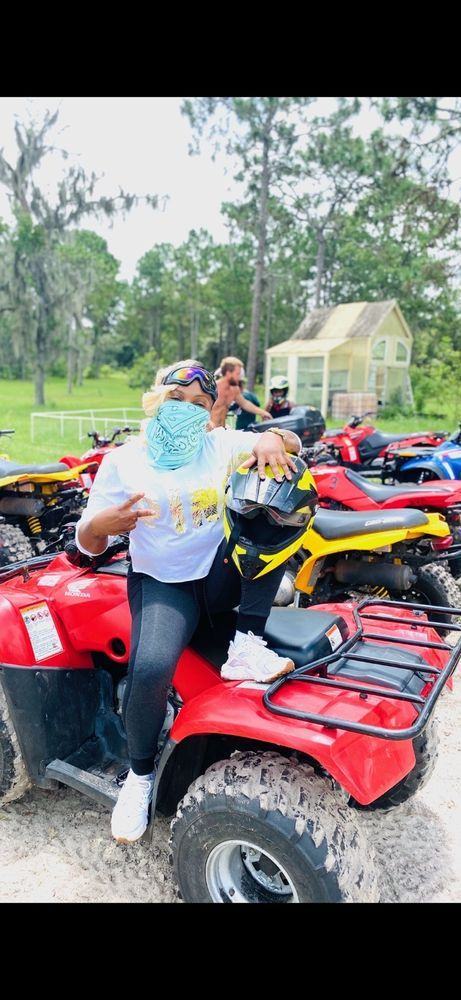 Wolfpack ATV Riding: 13702 Sweetwater Cove, Tampa, FL