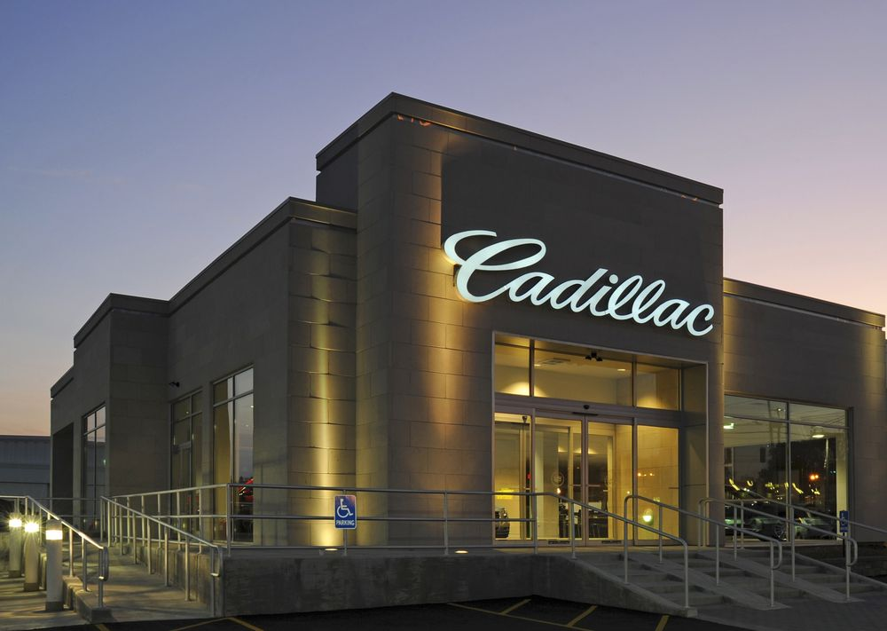 Medina Cadillac
