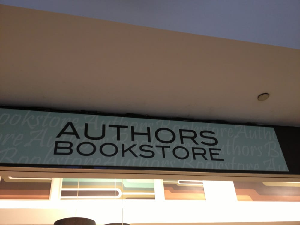 Authors Bookstore: Dulles International Airport, Sterling, VA