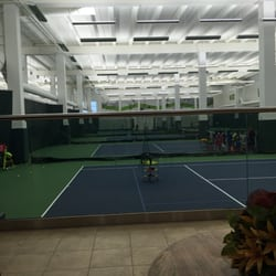 Photo Of Lifetime Athletic Indoor Tennis   Plano, TX, United States. Courts  6