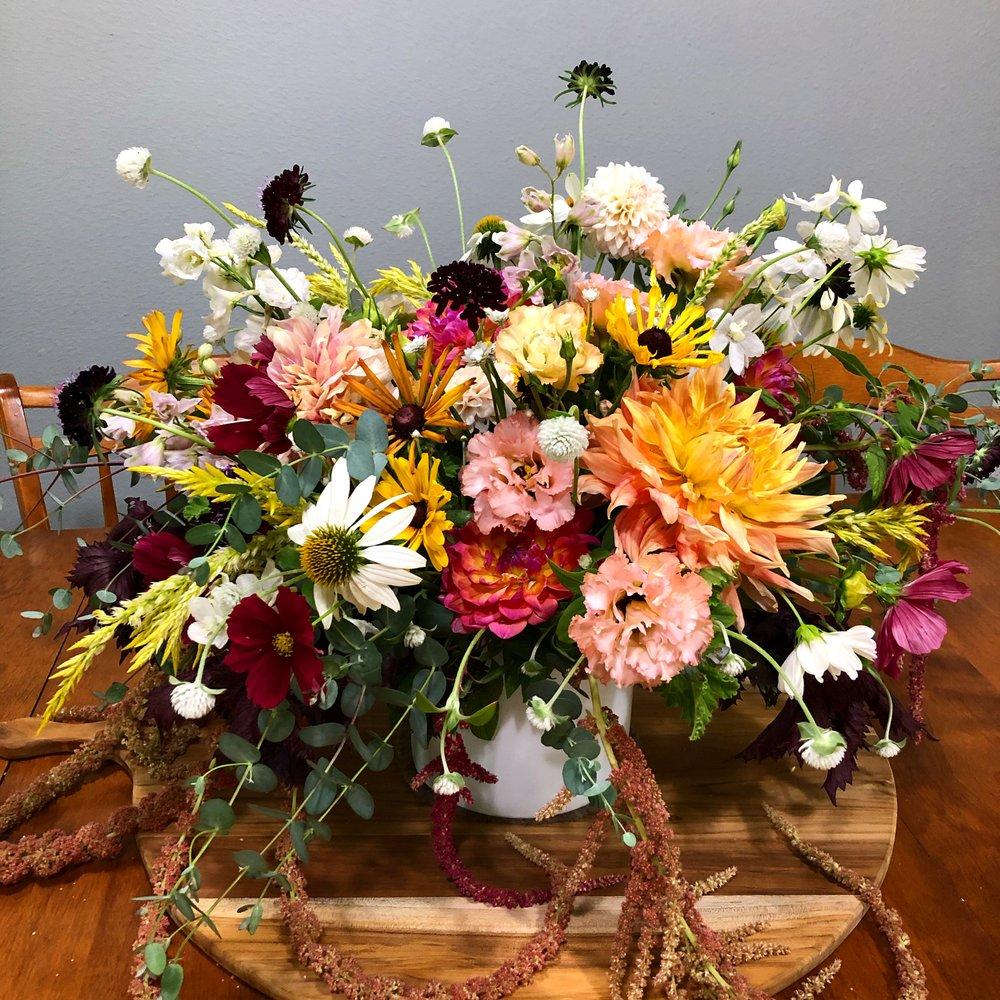 Dry Creek Flowers: 5810 Dry Creek Rd, Healdsburg, CA