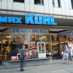 Max Kühl Bettwäsche Closed Linens Kurfürstendamm 33