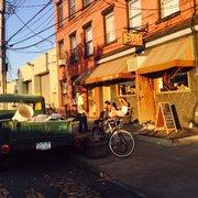 Photo of Sunny's Bar - Brooklyn, NY, United States. Outside of Sunny's Bar