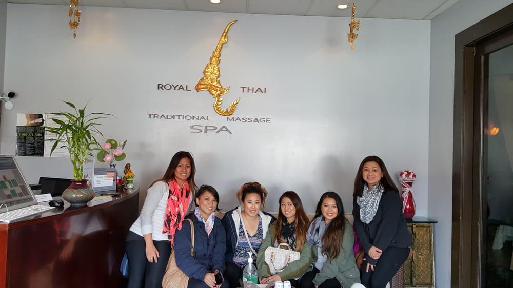 Royal Thai Spa: 685 North Point St, San Francisco, CA