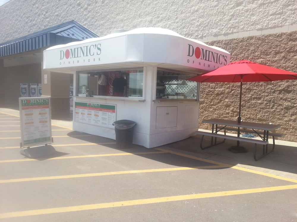 Dominic's of New York: 50 W Side Mall, Edwardsville, PA