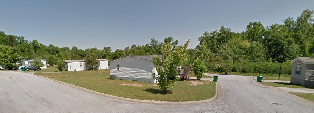 Paddington Mobile Home Park: 1720 Hurricane Rd, Cottondale, AL