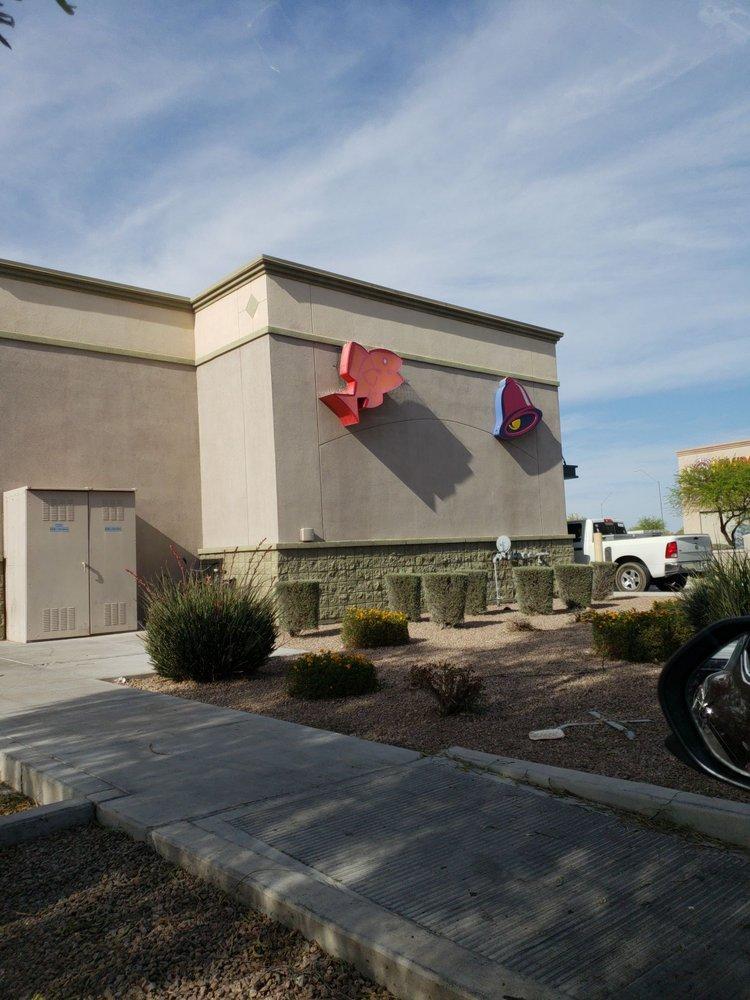 Long John Silver's: 1729 E Florence Blvd, Casa Grande, AZ
