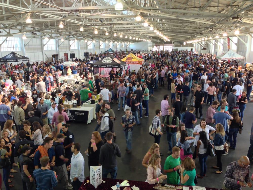 The Breastfest Beer Festival