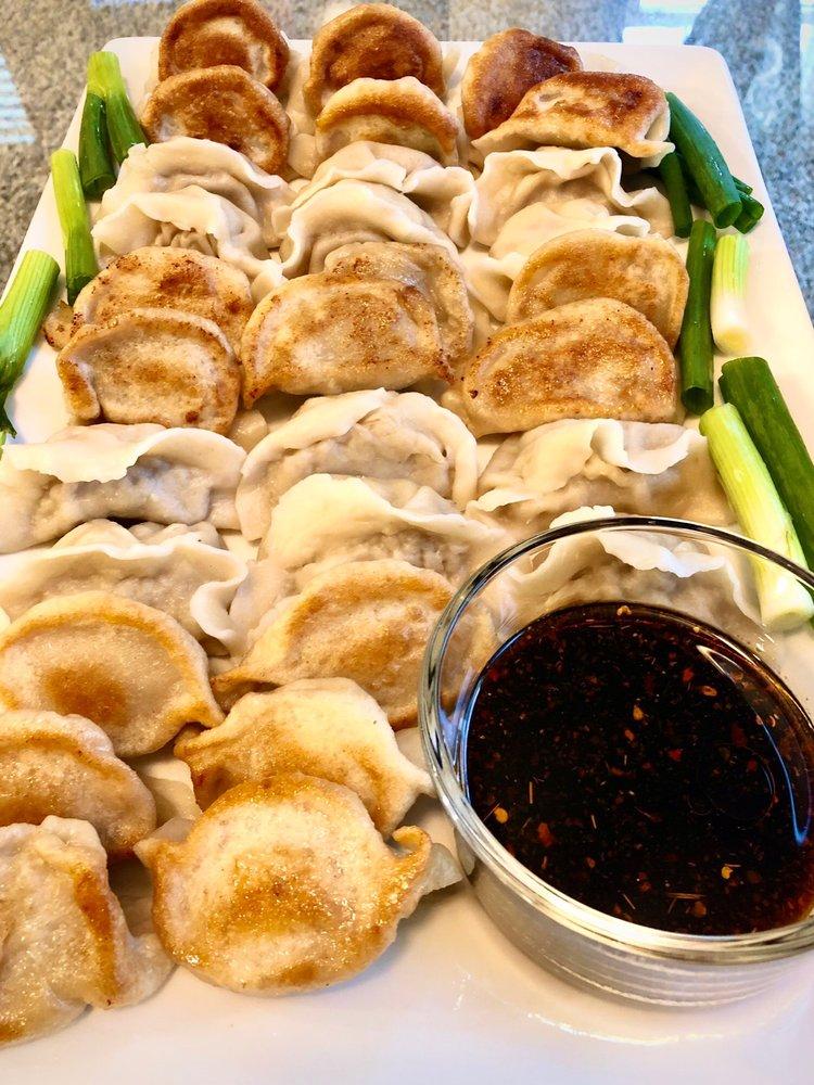 Food from Dumpling House