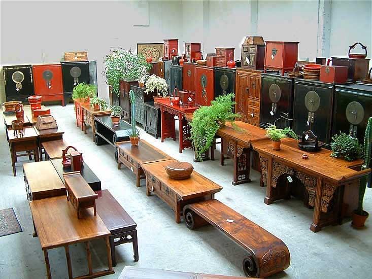 Image result for Möbel aus Asien