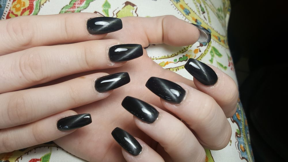 Modern Nails: 811 W Moore Ave, Terrell, TX