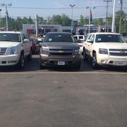 Ed Shults Chevrolet - Car Dealers - 300 Fluvanna Ave, Jamestown, NY