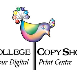 College copy shop printing services 5718 gateway boulevard nw logo malvernweather Image collections