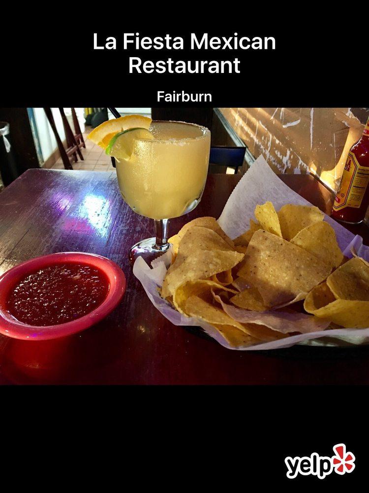 La Fiesta Mexican Restaurant Fairburn Ga