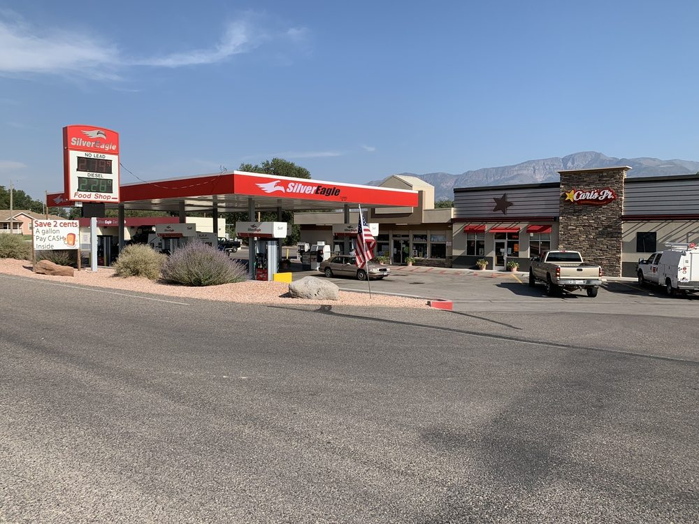 Silver Eagle Gas Station: 1-99 S 300th W, Elsinore, UT