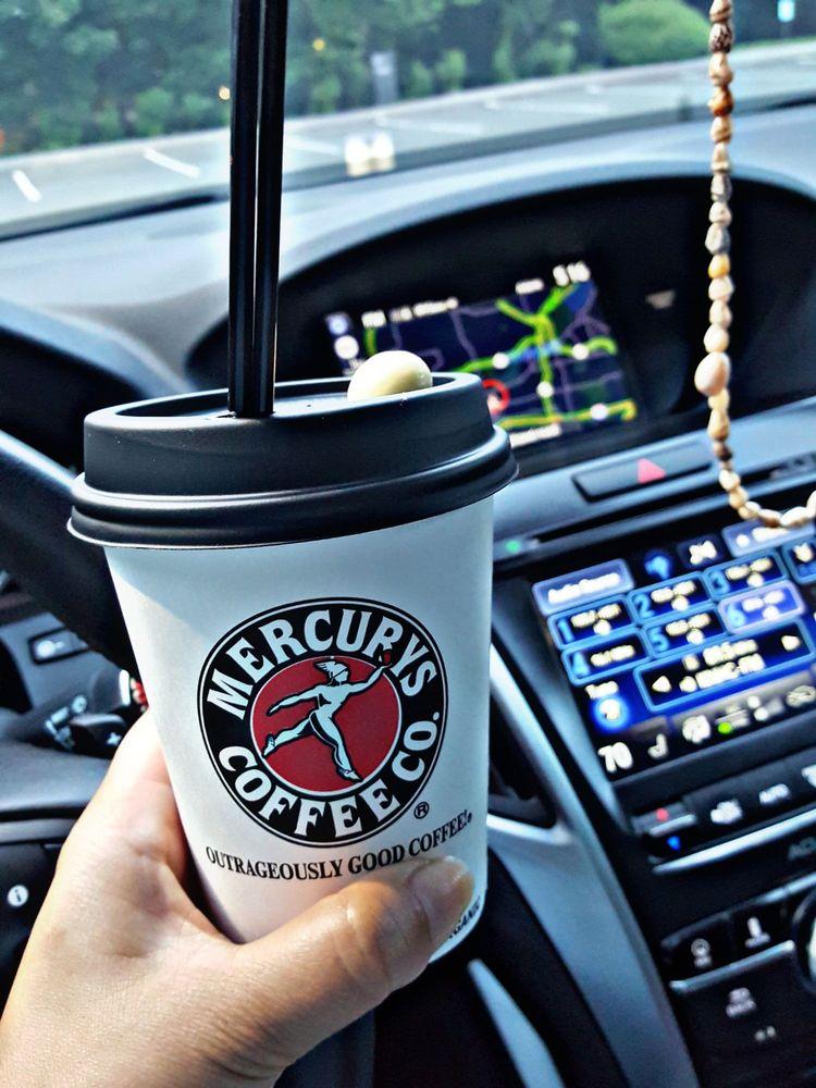 Social Spots from Mercurys Coffee