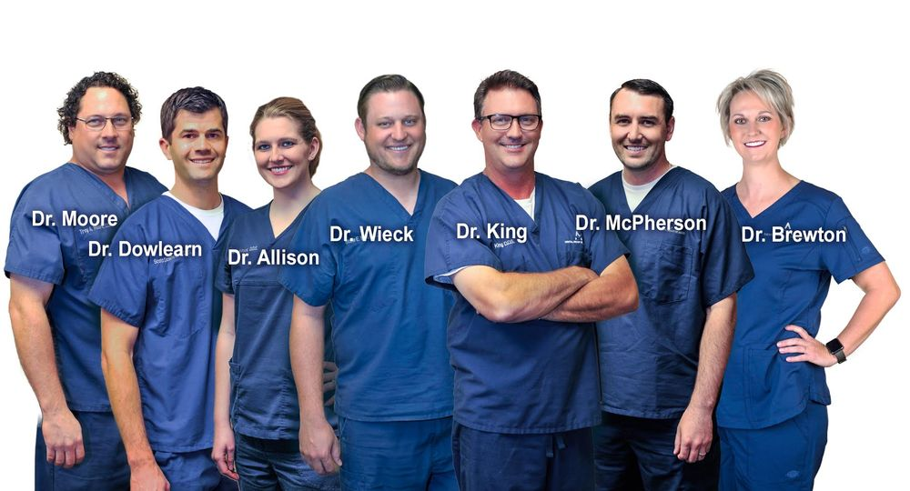 Dental Group of Amarillo: 6601 Ravenwood Ct, Amarillo, TX