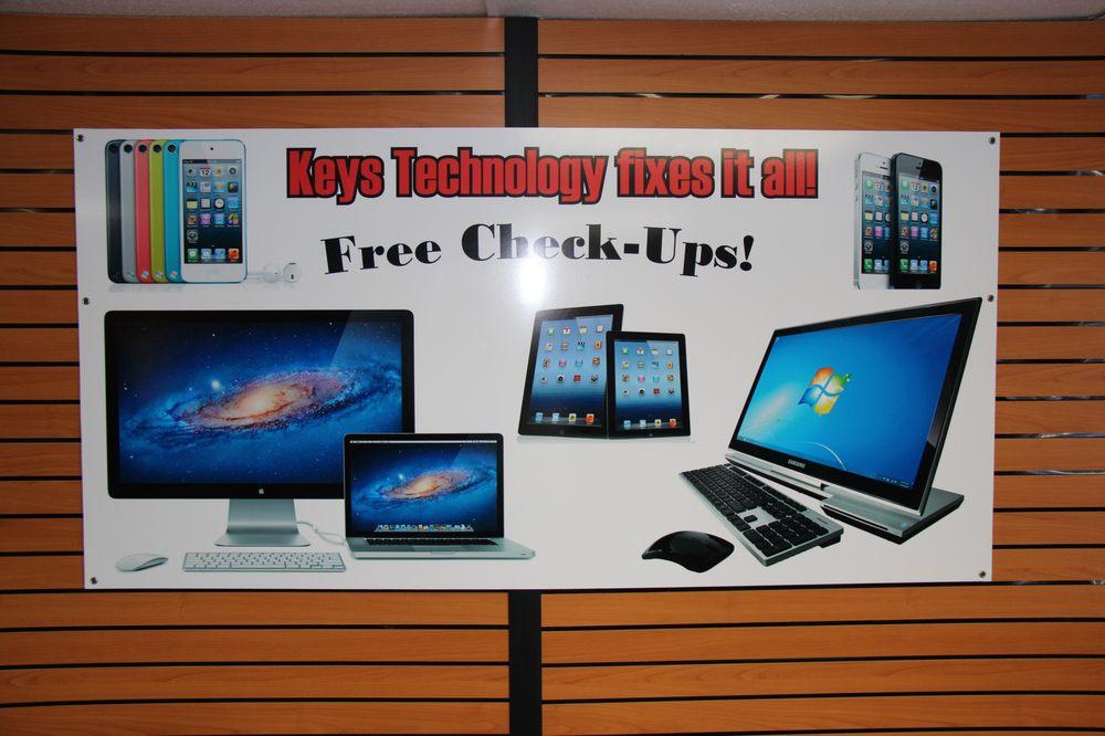 Keys Technology Services: 916A Kennedy Dr, Key West, FL