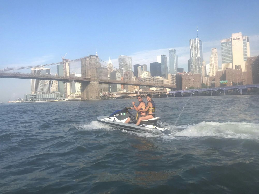 Sea The City Jet Ski: 84 Audrey Zapp Dr, Jersey City, NJ