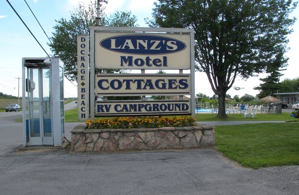 Photo Of Lanz S Motel Cottages Trailer Park Clayton Ny United States