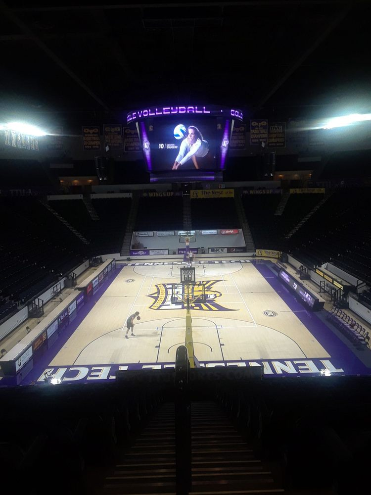 Tennessee Technological University: 1 William L Jones Dr, Cookeville, TN