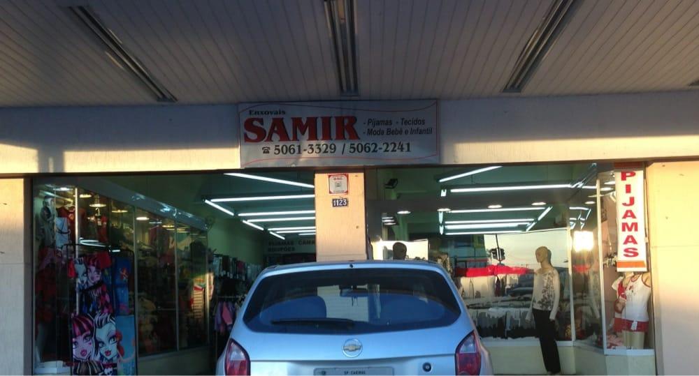 Enxovais Samir