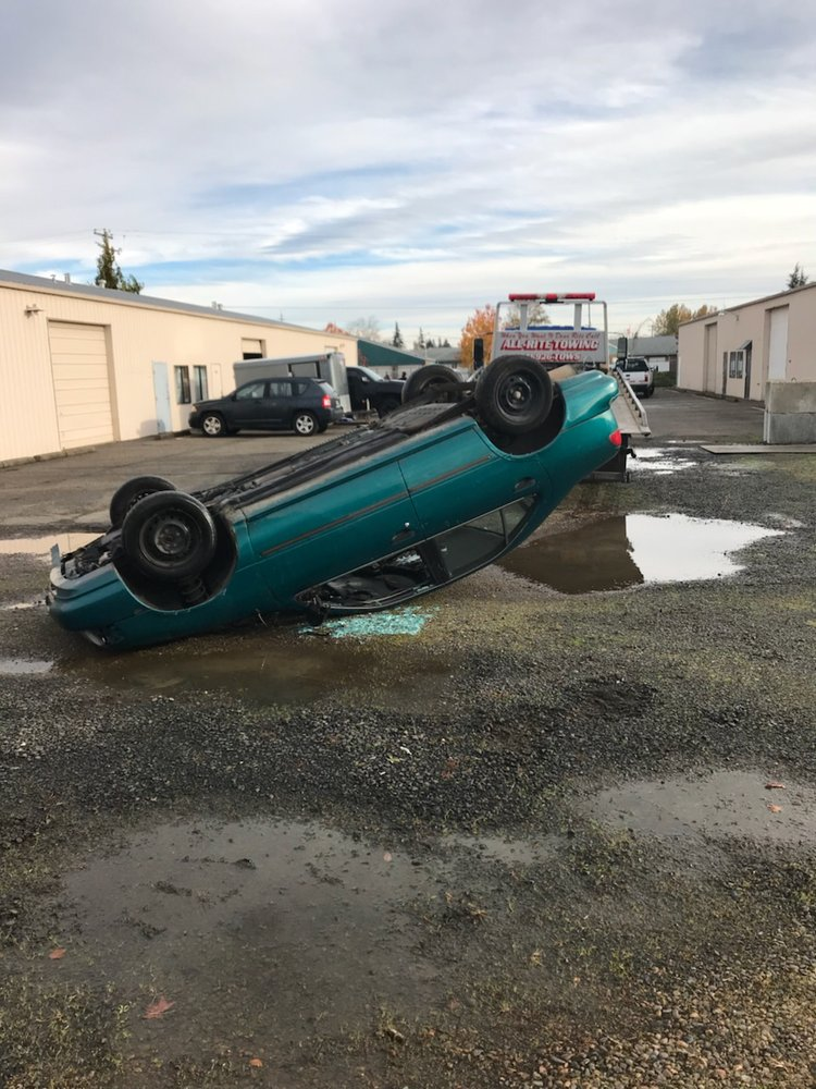 All-Rite Towing and Recovery: 1538 Industrial Way SW, Albany, OR