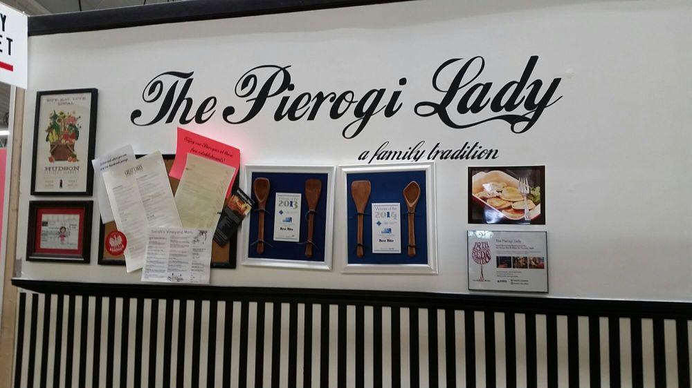 The Pierogi Lady: 1289 Edison St NW, Hartville, OH