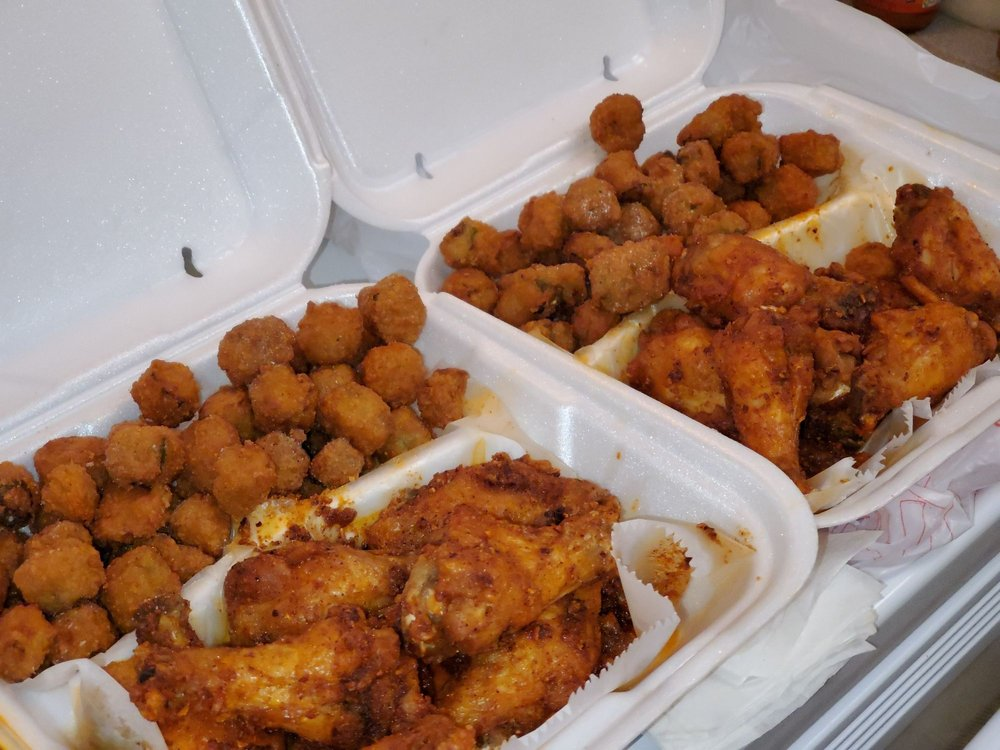 J's Wings & Seafood: 8237 Pendleton Pike, Lawrence, IN