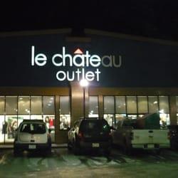 Le chateau outlet herenkleding 99 street nw edmonton for Kitchen cabinets 99 street edmonton