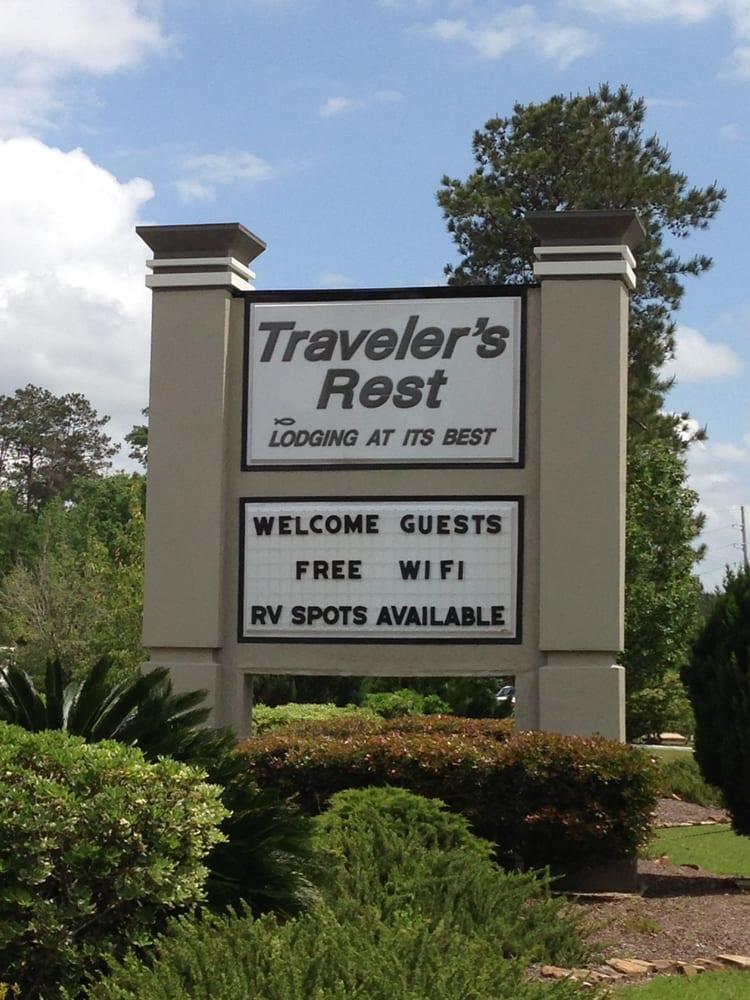 Traveler's Rest Motel: 1730 Sullivan Dr, Bogalusa, LA