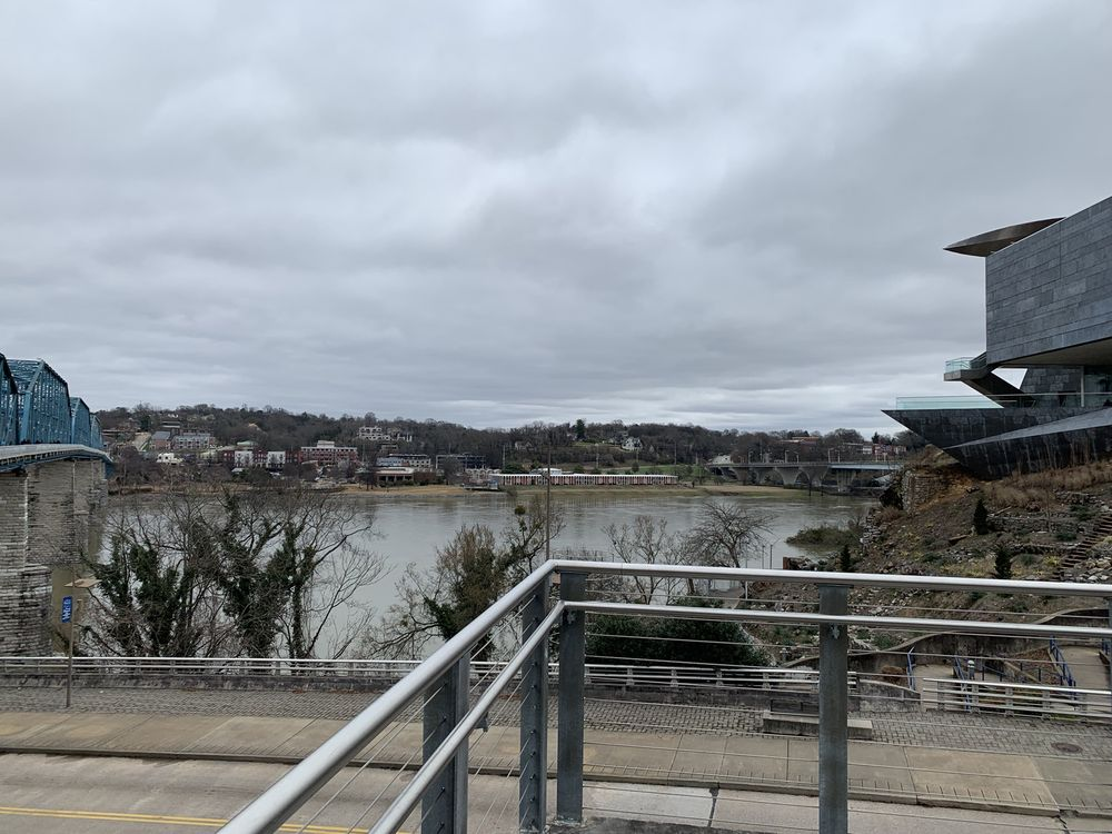 Social Spots from The Chattanooga Riverfront