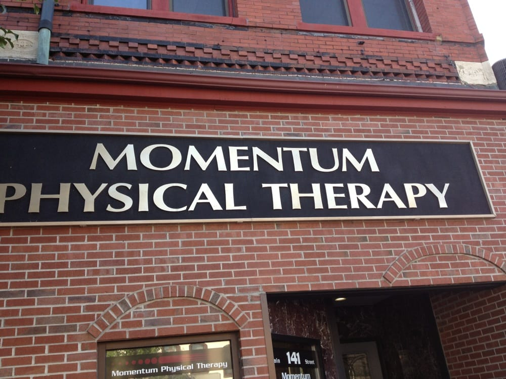 Momentum Physical Therapy: 141 Main St, Milford, MA