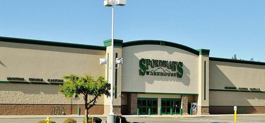Sportsman's Warehouse: 15118 E Indiana Ave, Spokane Valley, WA