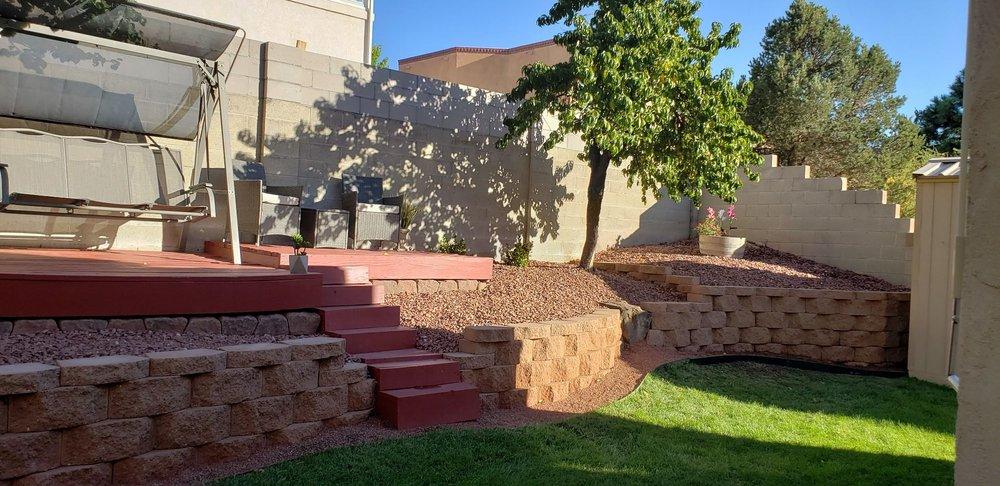 Milligan Scapes Landscaping and Lawn Care: 8035 Edith Blvd NE, Albuquerque, NM
