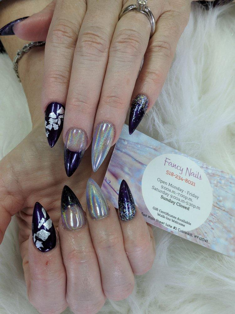 Fancy Nails - 10 Photos - Nail Salons - 980 E Main St, Cobleskill ...