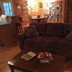 Photo Of Fernwood Cabins   Maryville, TN, United States. Fernwood Living  Room