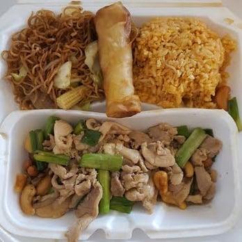 Nopgow Thai Chinese Restaurant Palmdale Ca