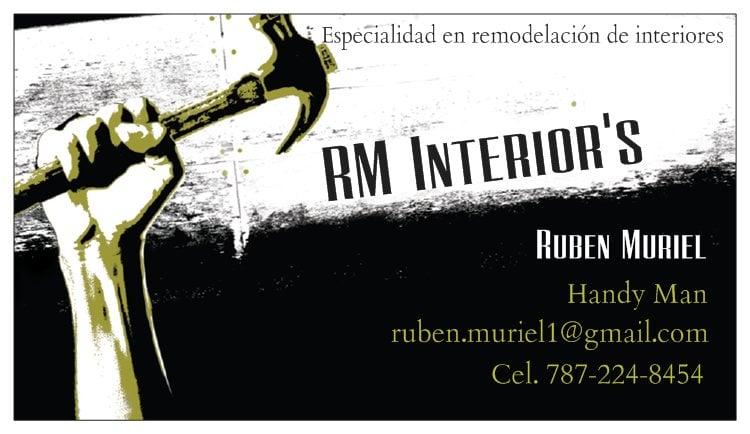 RM Interior's: Cayey, PR