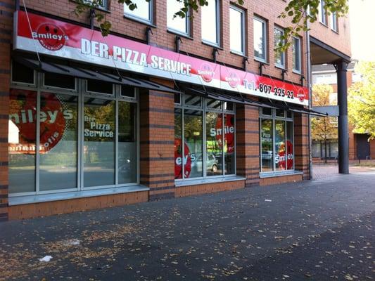 smiley s lukket pizza st ckener str 85 st cken hannover niedersachsen tyskland. Black Bedroom Furniture Sets. Home Design Ideas