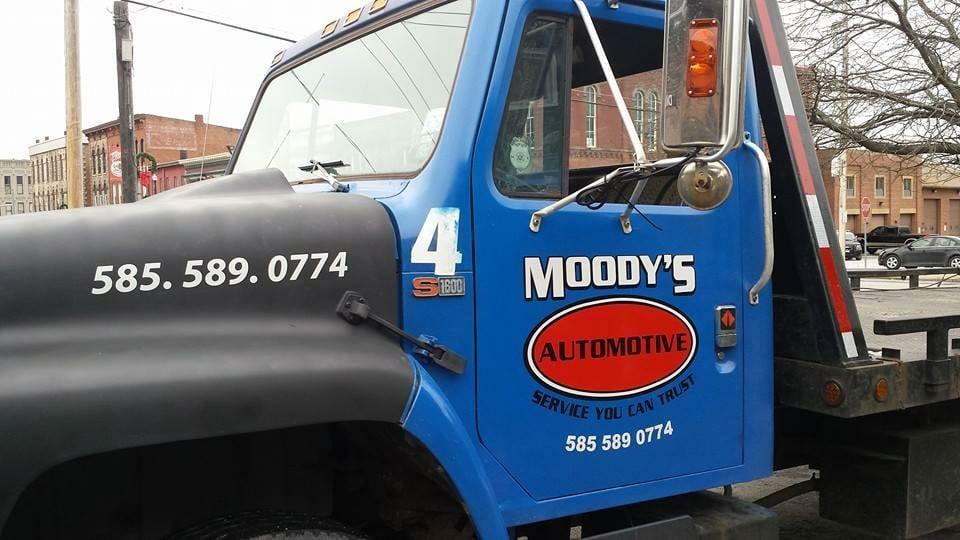 Moody's Automotive: 49 Chamberlain St, Albion, NY