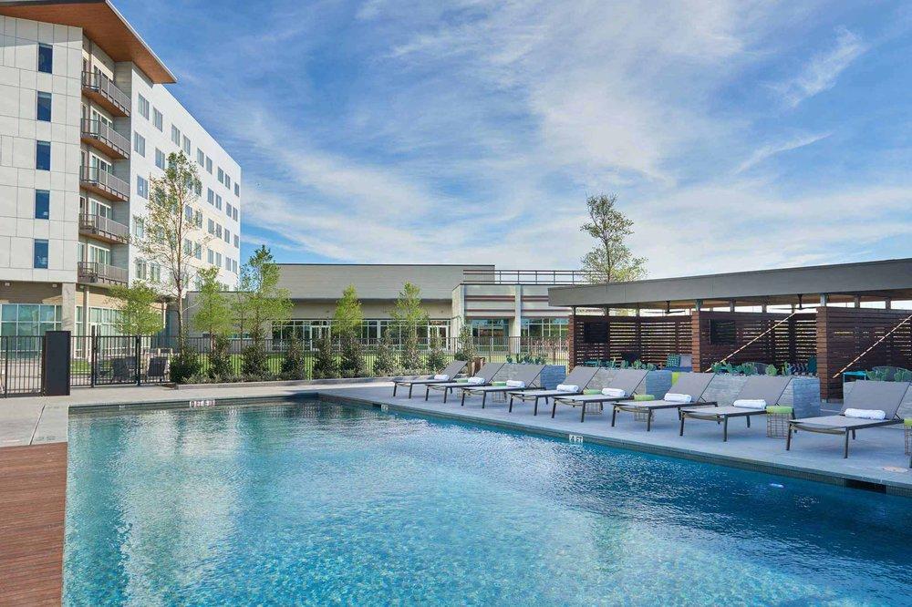 The Stella Hotel: 4100 Lake Atlas Dr, Bryan, TX