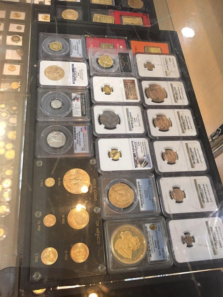 Miami Gold Coins