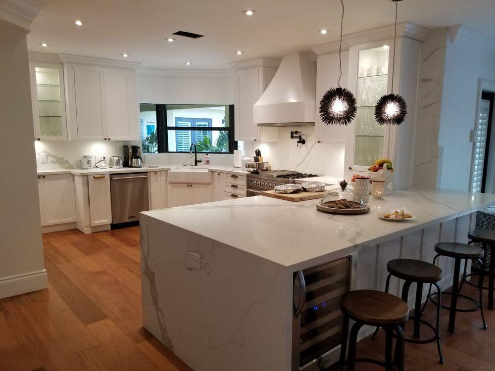 Miami Kitchens & More; Custom Kitchen Remodel; Kitchen ...