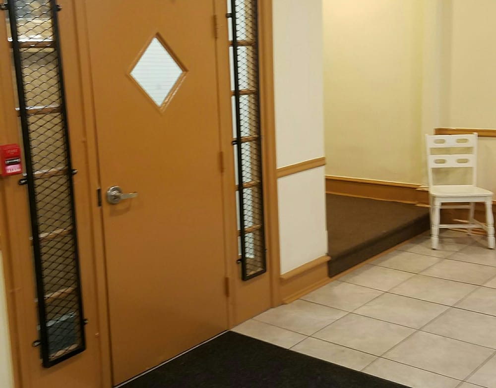 Photo Of Camelot Apartments   Philadelphia, PA, United States. Inside Front  Door/