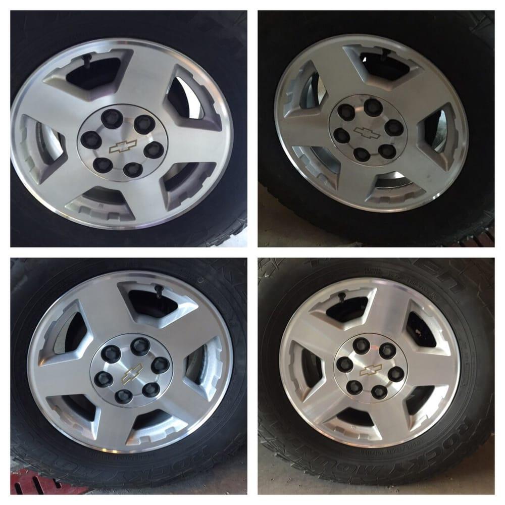 Alloy Wheel Repair Specialists of Tucson