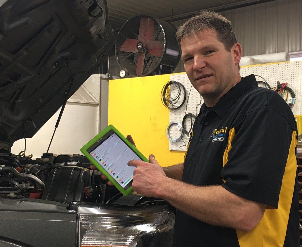 Faithful Auto & Truck Repair: 5549 N Lapeer Rd, North Branch, MI