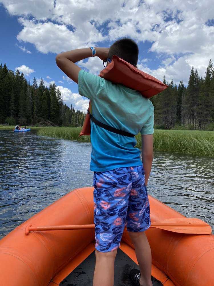 Social Spots from Truckee River Raft Company
