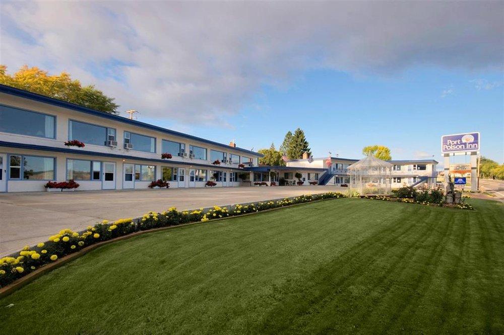 Americas Best Value Port Polson Inn: 49825 Us Hwy 93 E, Polson, MT